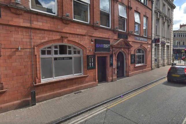 The Est 1899 nightclub in Leigh where Nastase met his victim on a night out