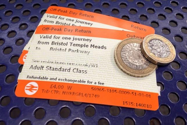 Rail companies admit overcharging thousands of ticketless passengers