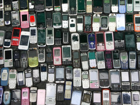 Brits are hoarding millions of old gadgets in 'stockpiles' that'll never be recycled