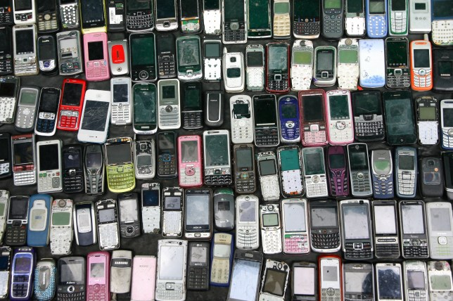 Brits are hoarding millions of old gadgets away in