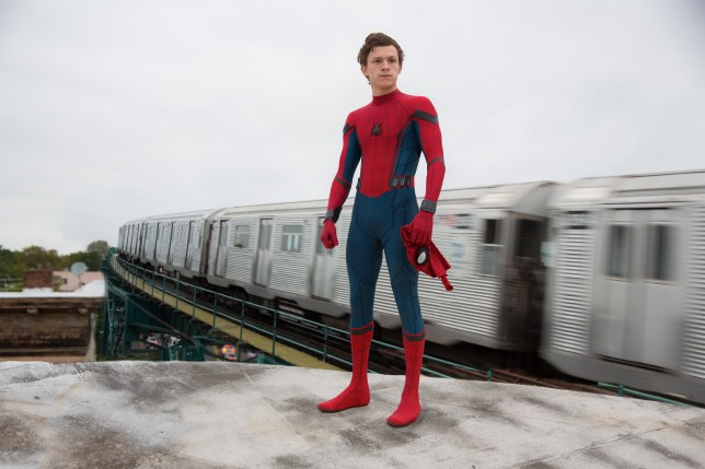 Spider-Man (played by Tom Holland) is out of MCU