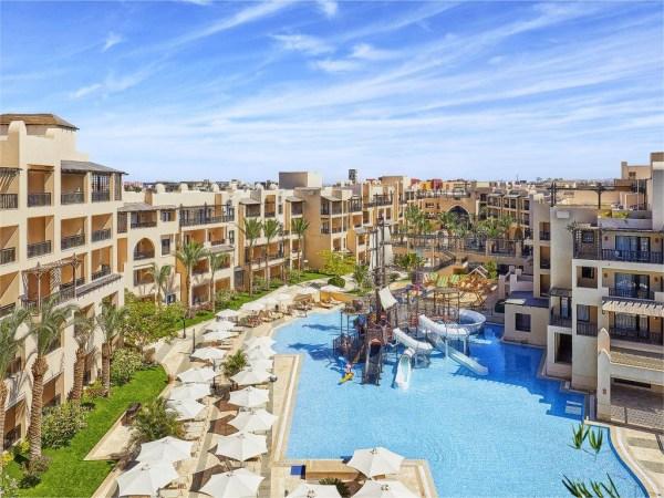 Steigenberger Aqua Magic Red Sea, Hurghada, Egypt. TAKEN WITHOUT PERMISSION https://www.booking.com/hotel/eg/steigenberger-aqua-magic.en-gb.html