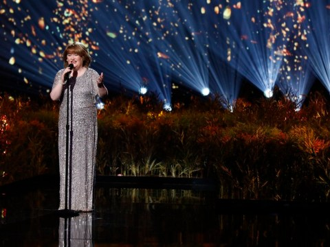 Susan Boyle wows America's Got Talent fans with emotional rendition of I Dreamed A Dream again