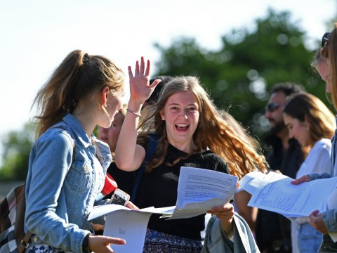 GCSE results day highs and lows for hundreds of thousands of students on 'tougher' courses