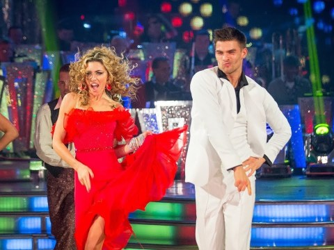 Abbey Clancy finds it 'hard' to watch Strictly Come Dancing after winning show in 2013