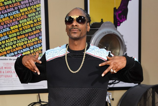 Mandatory Credit: Photo by Rob Latour/REX (10342015bz) Snoop Dogg 'Once Upon a Time in Hollywood' film premiere, Arrivals, TCL Chinese Theatre, Los Angeles, USA - 22 Jul 2019