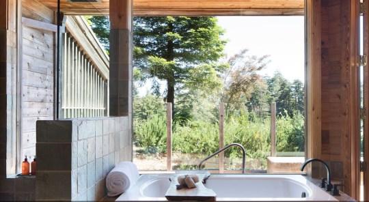 Los mejores hoteles para el sexo en el mundo Ventana Inn & Spa, Big Sur, EE. UU. Imagen: ventanabigsu METROGRAB