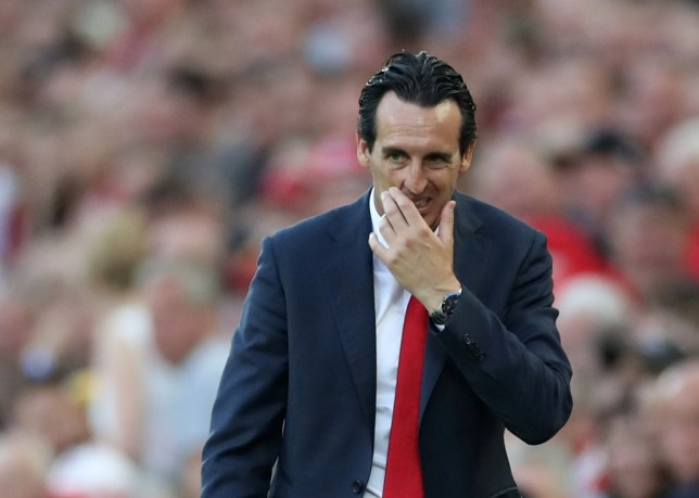 Gary Neville questions Unai Emery tactical decision in Arsenal's defeat to Liverpool