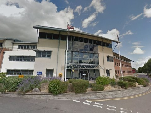 Officer in hospital after 'abusive' woman bit her during arrest