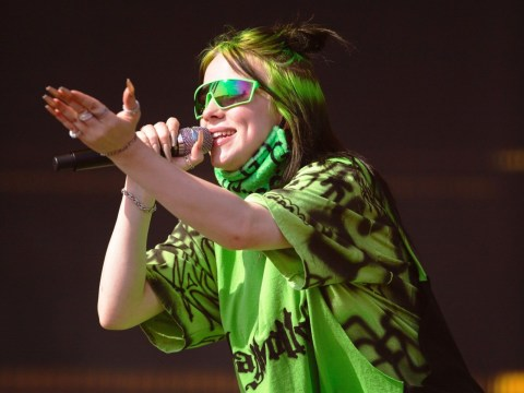 Billie Eilish dishes out some advice for people who want to dress up as her for Halloween