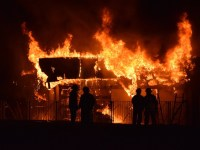 Massive school fire Euan's Emergency Photography Picture: Euans_EP
