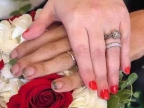 Groom shamed for having 'disgusting' nails on his wedding day