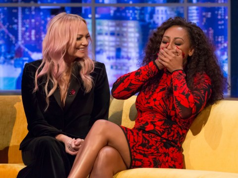 Mel B admits she wants to sleep with Emma Bunton after Geri Horner sex claims