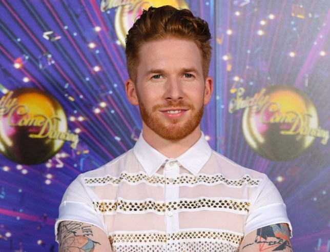 Mandatory Credit: Photo by David Fisher/REX (10370286bq) Neil Jones 'Strictly Come Dancing' TV show launch, BBC Broadcasting House, London, UK - 26 Aug 2019