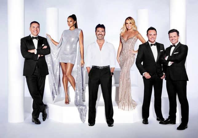 When was Britain's Got Talent: The Champions filmed?