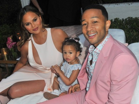 Chrissy Teigen's battle with postpartum depression 'deepened' relationship with John Legend