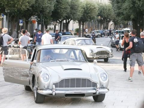 Multi-million pound Aston Martin DB5 destroyed in Bond 25 filming