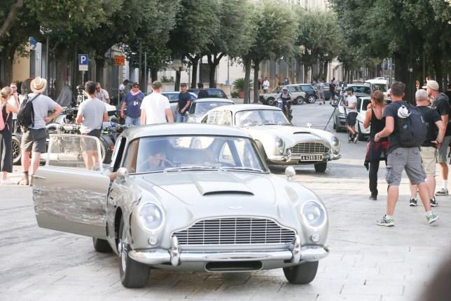 No Time To Die Multi Million Pound Aston Martin Destroyed