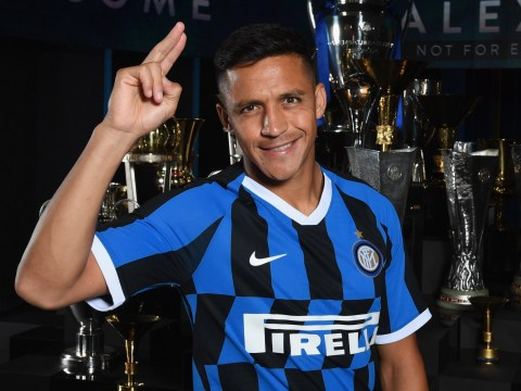 Manchester United confirm Alexis Sanchez's loan move to Inter Milan