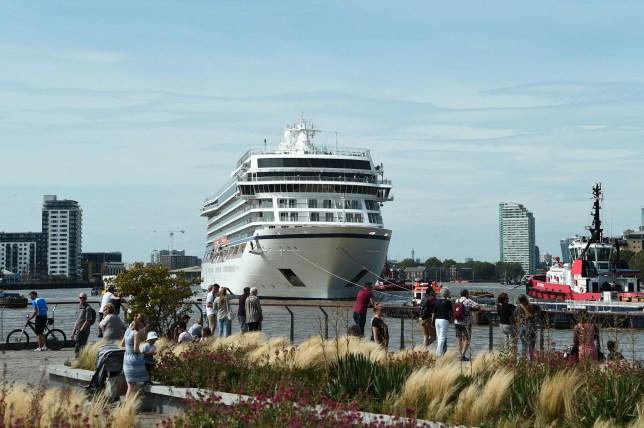 Viking Cruises - Inside the 245-day long cruise setting sail round the world tomorrow