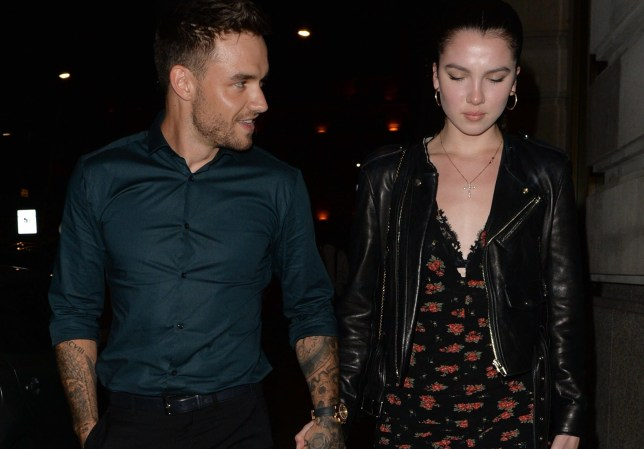 Liam Payne thanks girlfriend Maya Henry for making him see how 'perfect' life is