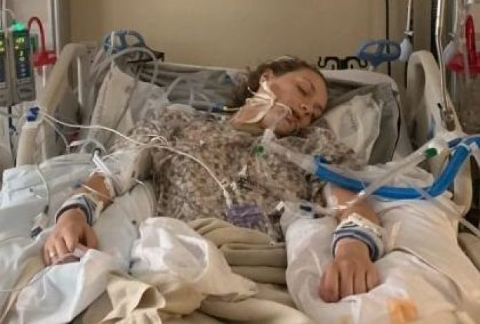 Vaping left me in a coma Maddie Nelson