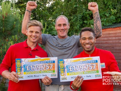 Three lottery winners talk about what it feels like – and three charities reveal how they benefited, too