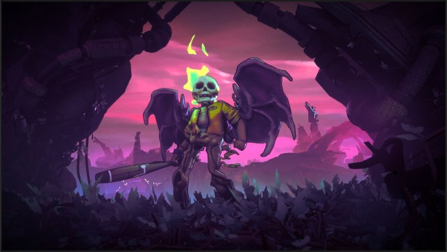 Rad - Double Fine does an 80s style roguelike