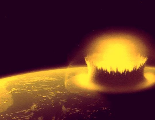 Fears for asteroid strike after scientists 'lost' 1,900