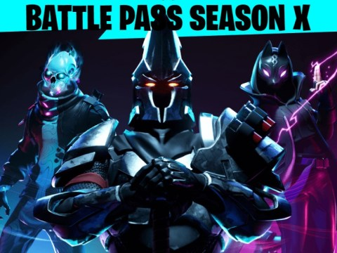 Fortnite Season X has started now in the UK