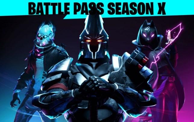 Fortnite - Season X begins today