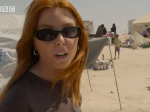 Stacey Dooley causes controversy by calling Muslim prayer gesture 'IS salute' in Panorama documentary