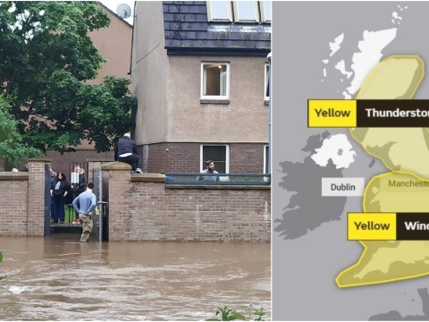 Entire country to be hit by severe wind and rain as autumn weather arrives