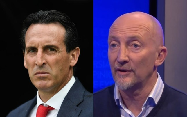 Ian Holloway says Unai Emery should have signed Gary Cahill for Arsenal