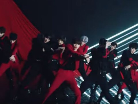 X1 drop debut MV for Flash and as expected, it's a total bop