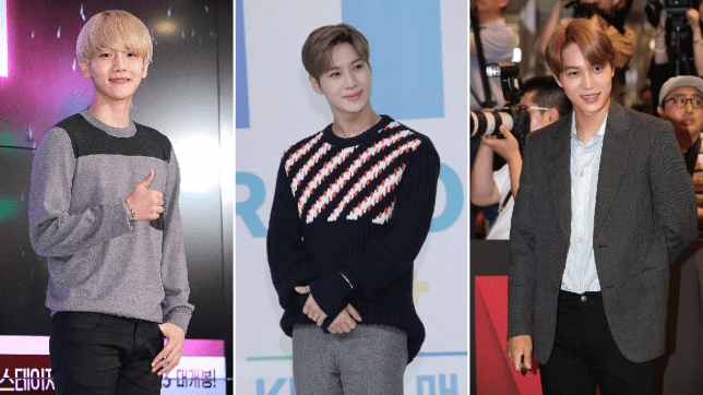 SM Entertainment K-pop supergroup formed with EXO SHINee and NCT