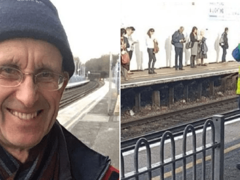 Fun police ban train announcer from reading poems to commuters