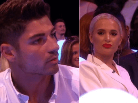 Love Island's Anton Danyluk awkwardly addresses Molly-Mae Hague 'feud' as he refuses to follow runner-up on Instagram