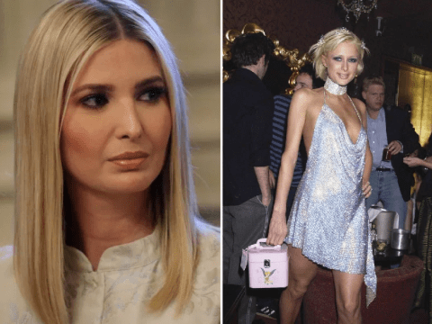 Ivanka Trump 'was horrified by her dad's obsession with Paris Hilton's sex tape'