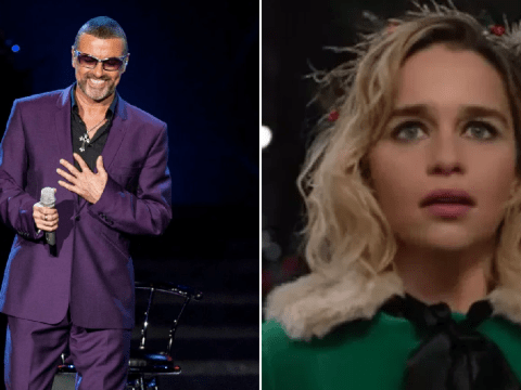 Unreleased six-minute George Michael song to debut in Emilia Clarke rom-com Last Christmas