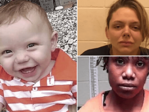 Mother 'who got girlfriend to douse baby with gasoline and burn him to death' faces death penalty