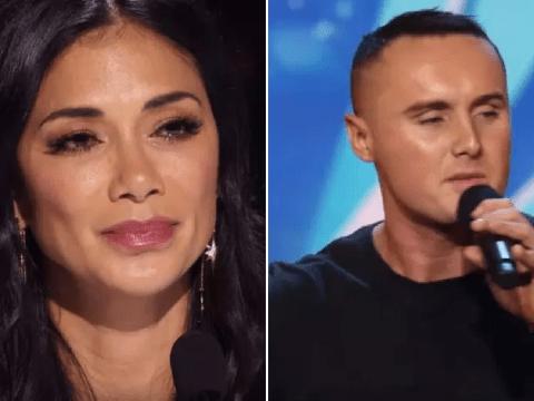 Homeless rapper moves Nicole Scherzinger to tears on Australia's Got Talent