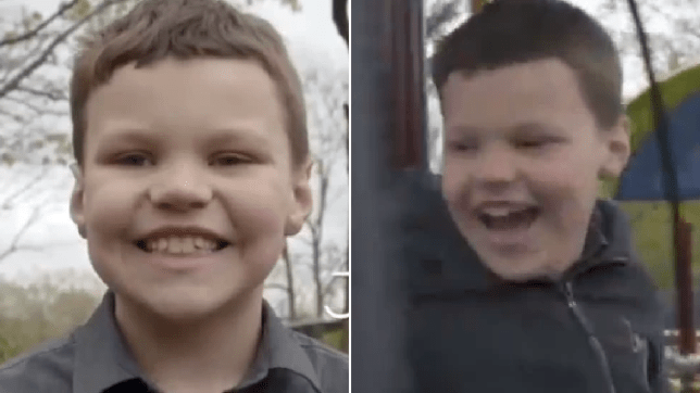 Boy, 8, is desperate to be adopted so he can have 'a mommy