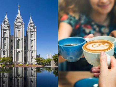 Mormon Church bans vaping and issues warning on fancy coffee