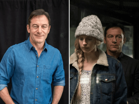 Jason Isaacs is obsessed with your Star Trek and The OA fan theories