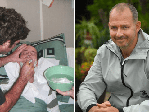Veteran begged mum to kill him after accident left him with locked-in syndrome