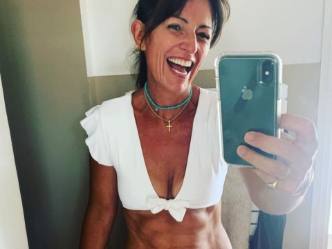 Davina McCall shares 'shameless bikini selfie' and we don't blame her