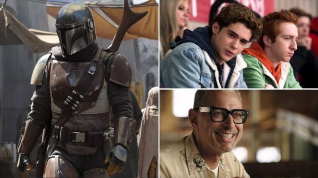 The Mandalorian, High School Musical and Jeff Goldblum on Disney Plus