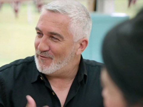 Paul Hollywood hot with the innuendo with Bake Off return