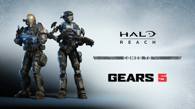 Halo Reach and Gears 5